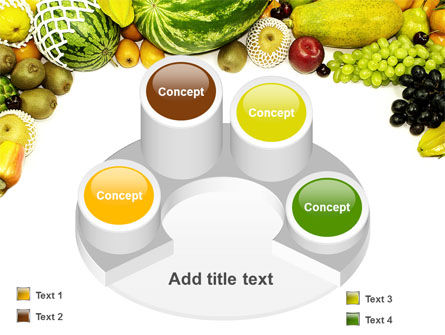 Fruit Profusion PowerPoint Template Slide 12