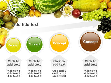 Fruit Profusion PowerPoint Template Slide 13