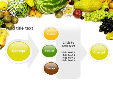 Fruit Profusion PowerPoint Template Slide 17