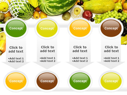 Fruit Profusion PowerPoint Template Slide 18