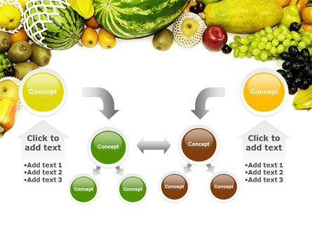 Fruit Profusion PowerPoint Template Slide 19