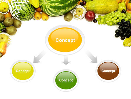 Fruit Profusion PowerPoint Template Slide 4