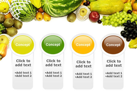 Fruit Profusion PowerPoint Template Slide 5