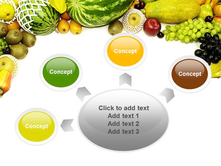 Fruit Profusion PowerPoint Template Slide 7