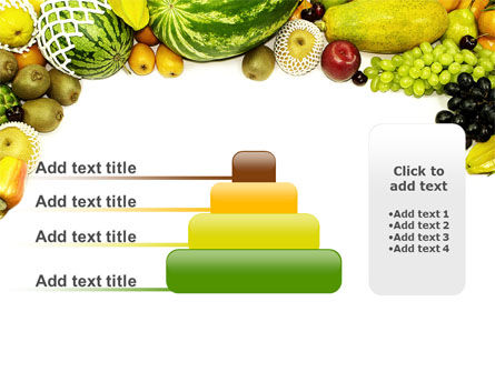 Fruit Profusion PowerPoint Template Slide 8