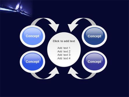 Washington Capitol PowerPoint Template Slide 6