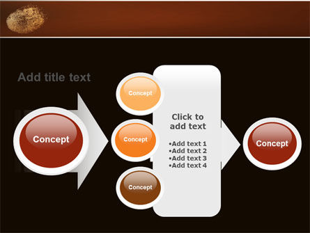 Dactylogram PowerPoint Template Slide 17