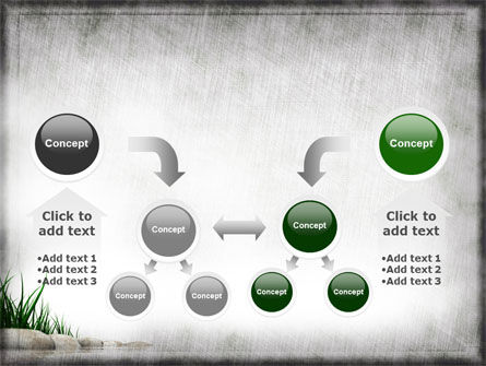 Stones and Grass PowerPoint Template Slide 19