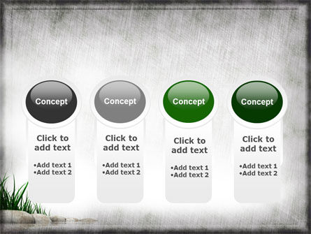 Stones and Grass PowerPoint Template Slide 5
