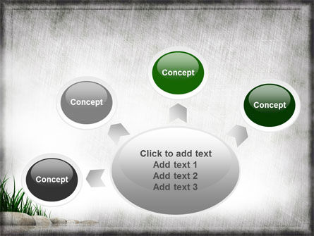 Stones and Grass PowerPoint Template Slide 7