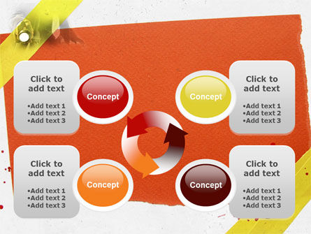 Detective PowerPoint Template Slide 9