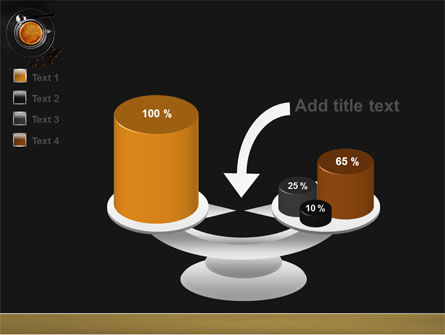 Coffee Shop PowerPoint Template Slide 10
