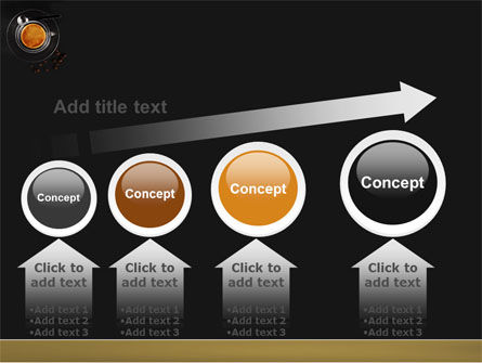 Coffee Shop PowerPoint Template Slide 13