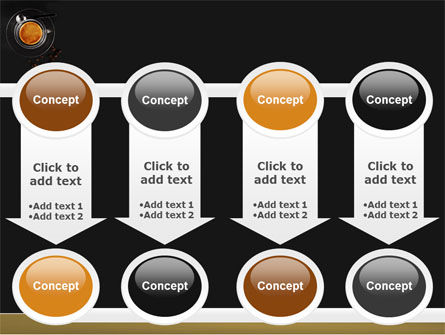 Coffee Shop PowerPoint Template Slide 18