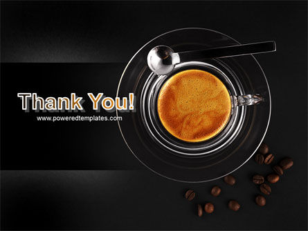 Coffee Shop PowerPoint Template Slide 20