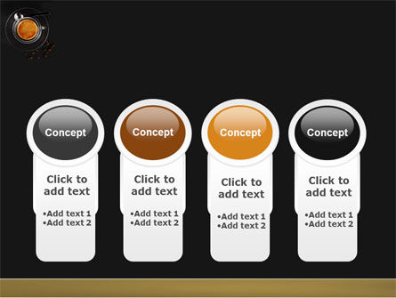 Coffee Shop PowerPoint Template Slide 5