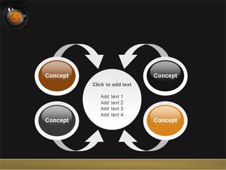 Coffee Shop PowerPoint Template Slide 6