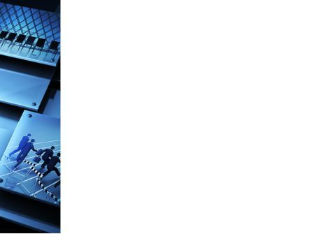 Business Solution PowerPoint Template, Slide 3, 04647, Business — PoweredTemplate.com