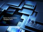 Business: Modello PowerPoint - Soluzione di business #04647