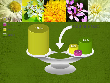 Floristic PowerPoint Template Slide 10