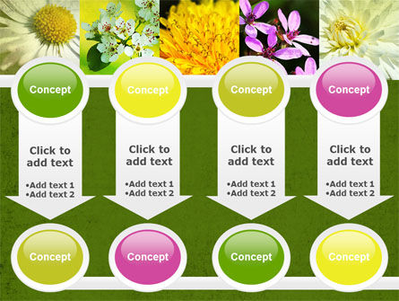 Floristic PowerPoint Template Slide 18