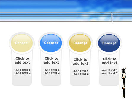 Reaching Success PowerPoint Template Slide 5