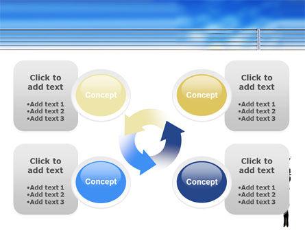 Reaching Success PowerPoint Template Slide 9