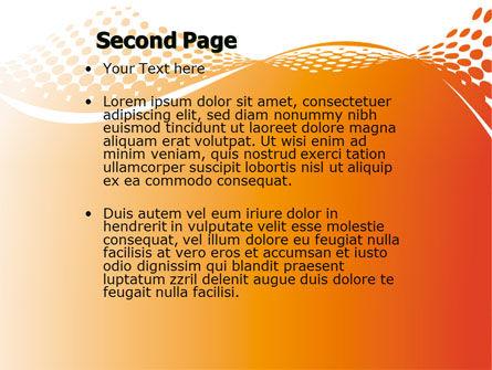 Van PowerPoint Template Slide 2