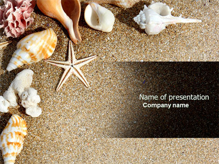 Nature & Environment: Vacation Memories PowerPoint Template #04654