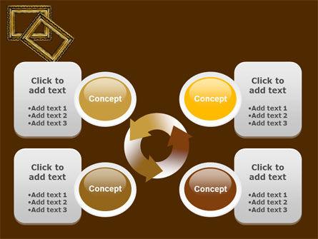 Frame PowerPoint Template Slide 9