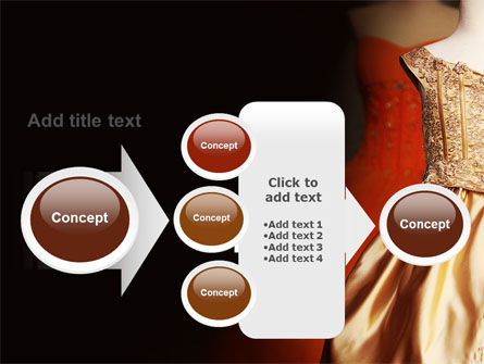 Costume PowerPoint Template Slide 17