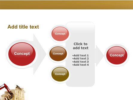 Demolition PowerPoint Template Slide 17