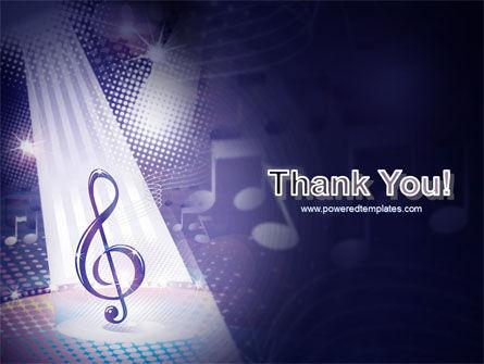 Music Tune PowerPoint Template Slide 20