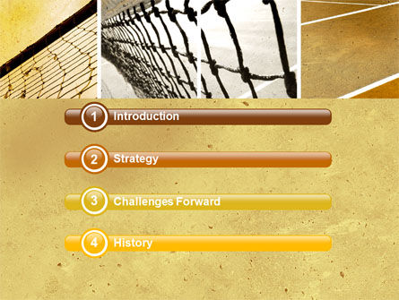 Ball Games PowerPoint Template, Slide 3, 04668, Sports — PoweredTemplate.com