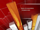 Financial/Accounting: Economic Indicator PowerPoint Template #04671