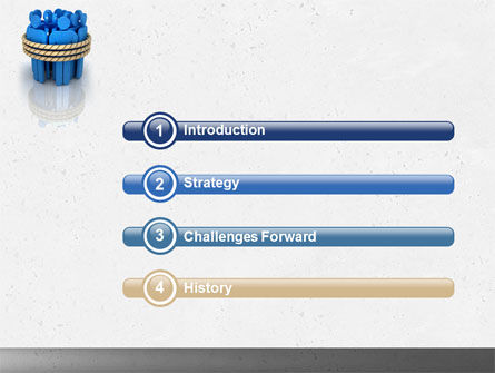 Hostages PowerPoint Template, Slide 3, 04672, Consulting — PoweredTemplate.com