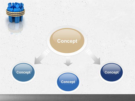 Hostages PowerPoint Template, Slide 4, 04672, Consulting — PoweredTemplate.com
