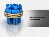 Consulting: Hostages PowerPoint Template #04672