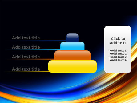 Abstract Arc PowerPoint Template Slide 8
