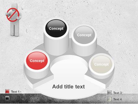 Forbidden PowerPoint Template Slide 12