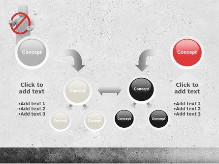 Forbidden PowerPoint Template Slide 19