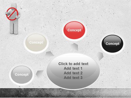 Forbidden PowerPoint Template Slide 7