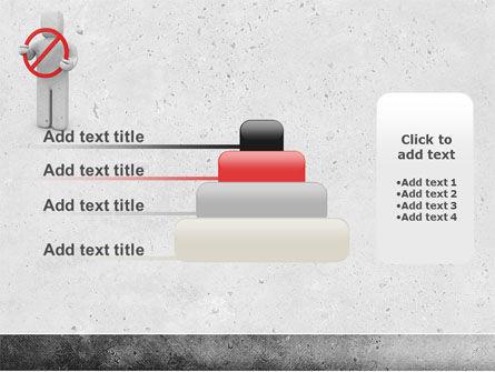Forbidden PowerPoint Template Slide 8