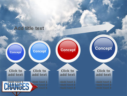 Way To Changes PowerPoint Template Slide 13