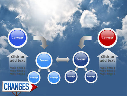 Way To Changes PowerPoint Template Slide 19