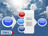 Way To Changes PowerPoint Template#17