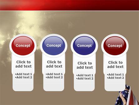 American Moslem PowerPoint Template Slide 5