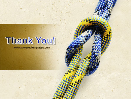 Reef Knot PowerPoint Template Slide 20