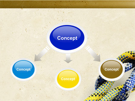 Reef Knot PowerPoint Template, Slide 4, 04678, Business Concepts — PoweredTemplate.com