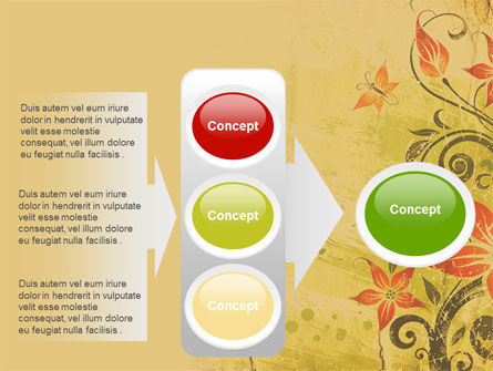 Spring Theme PowerPoint Template Slide 11